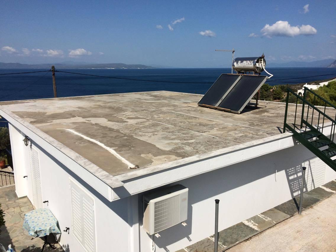 Μετάδοση θερμότητας - Μόνωση οροφής